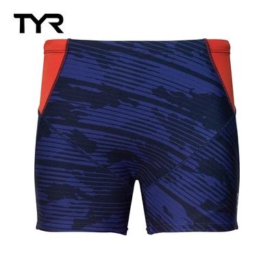 美國TYR Transient Boxer 男用競賽型四角泳褲