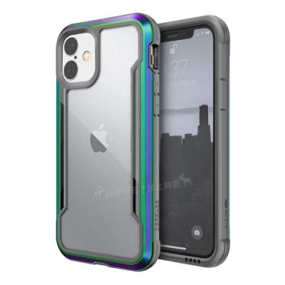 DEFENSE 刀鋒極盾Ⅲ iPhone 11 6.1吋 耐撞擊防摔手機殼(繽紛虹)