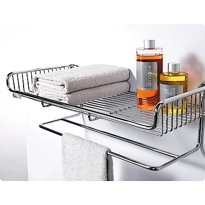 BOSS 600-86 304不鏽鋼雙層置物籃
