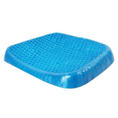 【KM生活】超涼爽透氣 Egg Sitter 蜂巢凝膠坐墊/冰涼坐墊