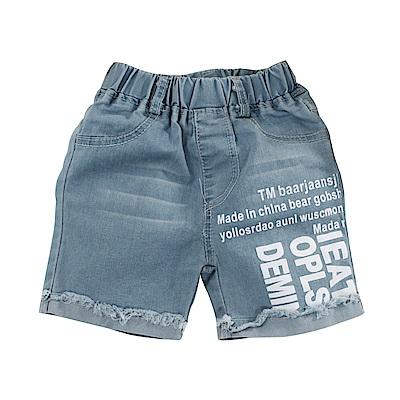 女童牛仔短褲  k51074 魔法Baby