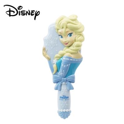 日本正版 艾莎 立體梳子 髮梳 造型梳子 Elsa 冰雪奇緣 迪士尼 Disney 193442