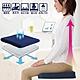 可水洗。高反發空氣感舒壓透氣坐墊/椅墊 product thumbnail 1