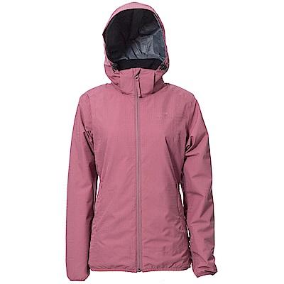 法國【EiDER】 女防水透氣保暖超輕多功能外套
