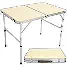 手提鋁合金折疊桌 摺疊桌 折合桌
