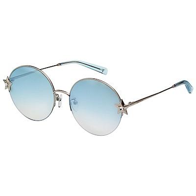 VEDI VERO 水銀面 太陽眼鏡 (銀色)VE863S