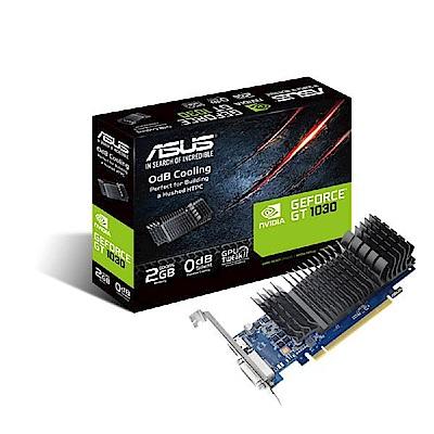 華碩 ASUS GeForce®GT 1030 2GB 短版顯示卡