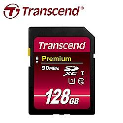 創見 128GB SDXC Class 10 UHS-I 記憶卡