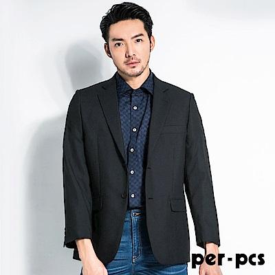 per-pcs 格調型男簡約修身西裝外套(715302)