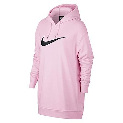 Nike 長版帽T NSW Swoosh Hoodie 女款 @ Y!購物