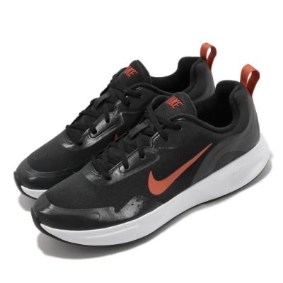 Nike 休閒鞋 Wearallday WNTR 運動 男鞋 輕量 舒適 避震 簡約 球鞋 穿搭 黑 紅 CT1729002