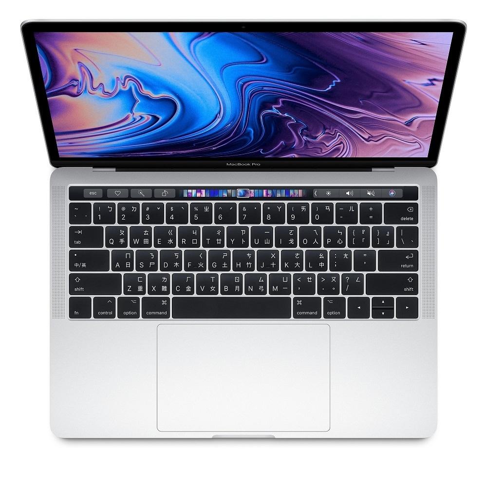 2019 MUHR2TA/A 13.3 吋 MacBook Pro 1.4GHz 4 核心 Intel Core i5 配備 Retina 顯示器 - 銀色 福利品