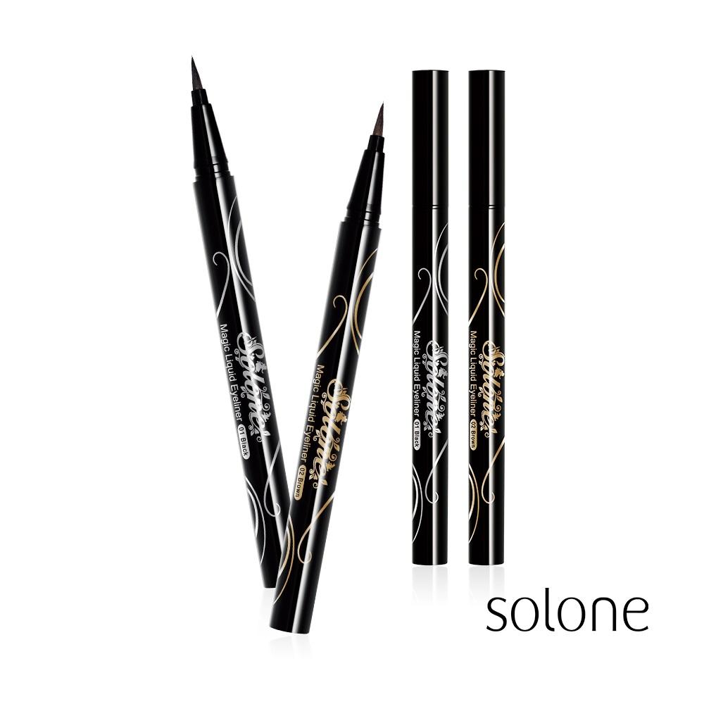 Solone 愛麗絲魔法眼線液筆