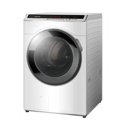 Panasonic國際牌 16公斤 ECONAVI變頻滾筒式溫水洗衣機 NA-V160HW