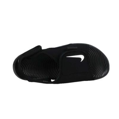 NIKE SUNRAY ADJUST 5 V2-GS/PS 男女中童運動涼鞋 DB9562001 黑白