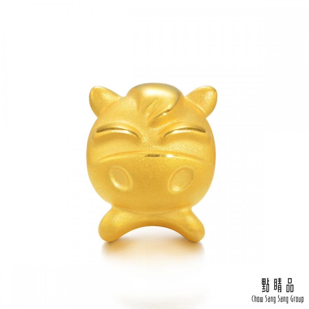 點睛品 Charme 十二生肖-馬 黃金串珠