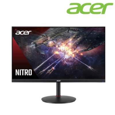 Acer XV280K 28型IPS電競螢幕 FreeSync 4K2K高解析 HDR