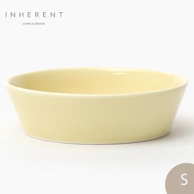 韓國Inherent Oreo 寵物碗 狗碗 S 檸檬黃