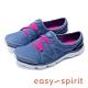 Easy Spirit-seRIPTIDE2 多色款極輕量彈性微包跟拖鞋-藍色 product thumbnail 1