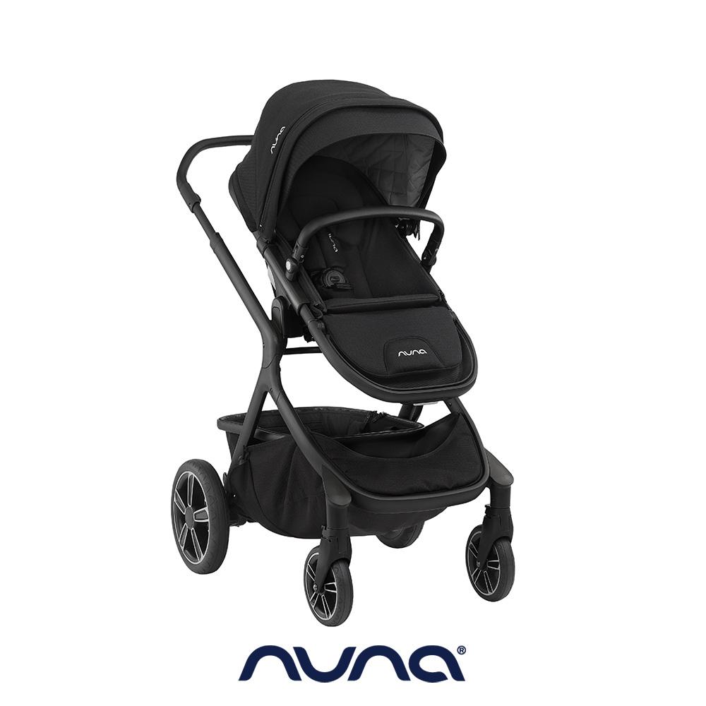 荷蘭 nuna-Demi grow手推車(黑色)