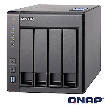 (無卡分期-12期) QNAP TS-431X-2G 網路儲存伺服器