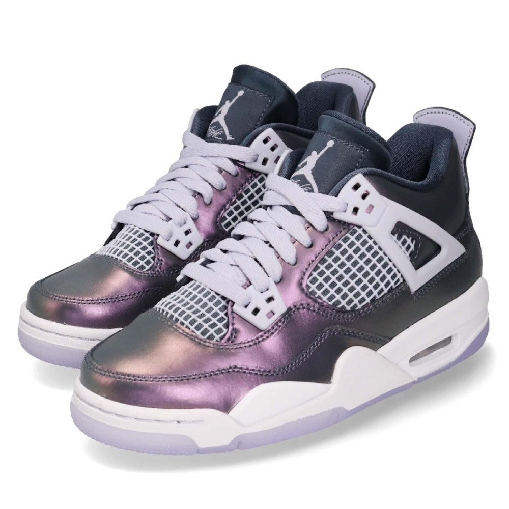 Nike 籃球鞋 Air Jordan 4 女鞋