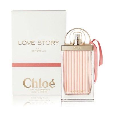 Chloe Love Story 愛情故事日落巴黎淡香精75ml