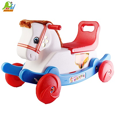 【Playful Toys 頑玩具】蒙古馬