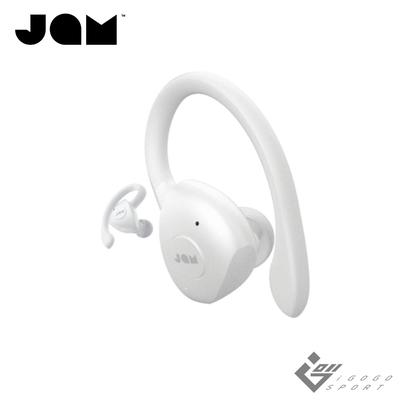 JAM Athlete 真無線藍牙耳機-白色