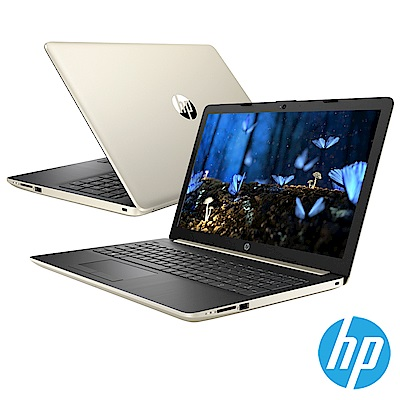 HP Laptop 15吋筆電-金(i5-8265U/MX110/4G/1TB/Win10