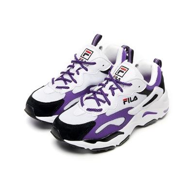 FILA RAY TRACER 女運動鞋-紫 5-C103V-118