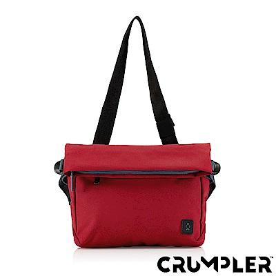 Crumpler 小野人 MINI ROCKET小火箭側背包(S) 棗紅