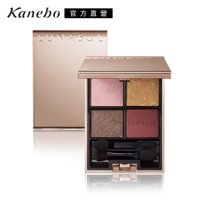 Kanebo 佳麗寶 LUNASOL晶巧霓光眼彩盒 6.7g(EX08)