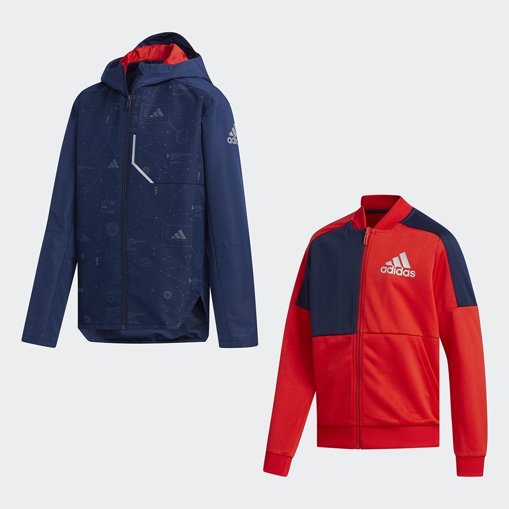 adidas 運動外套 男童/女童 FM9745