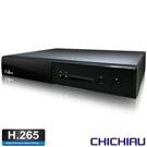 奇巧 H.265 5MP 16路4聲 台灣製造五合一數位高清雙硬碟款監控錄影主機
