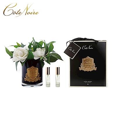 法國 CoteNoire 蔻特蘭 槴子花香氛花黑瓶
