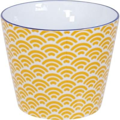 《Tokyo Design》圖騰茶杯(黃155ml)