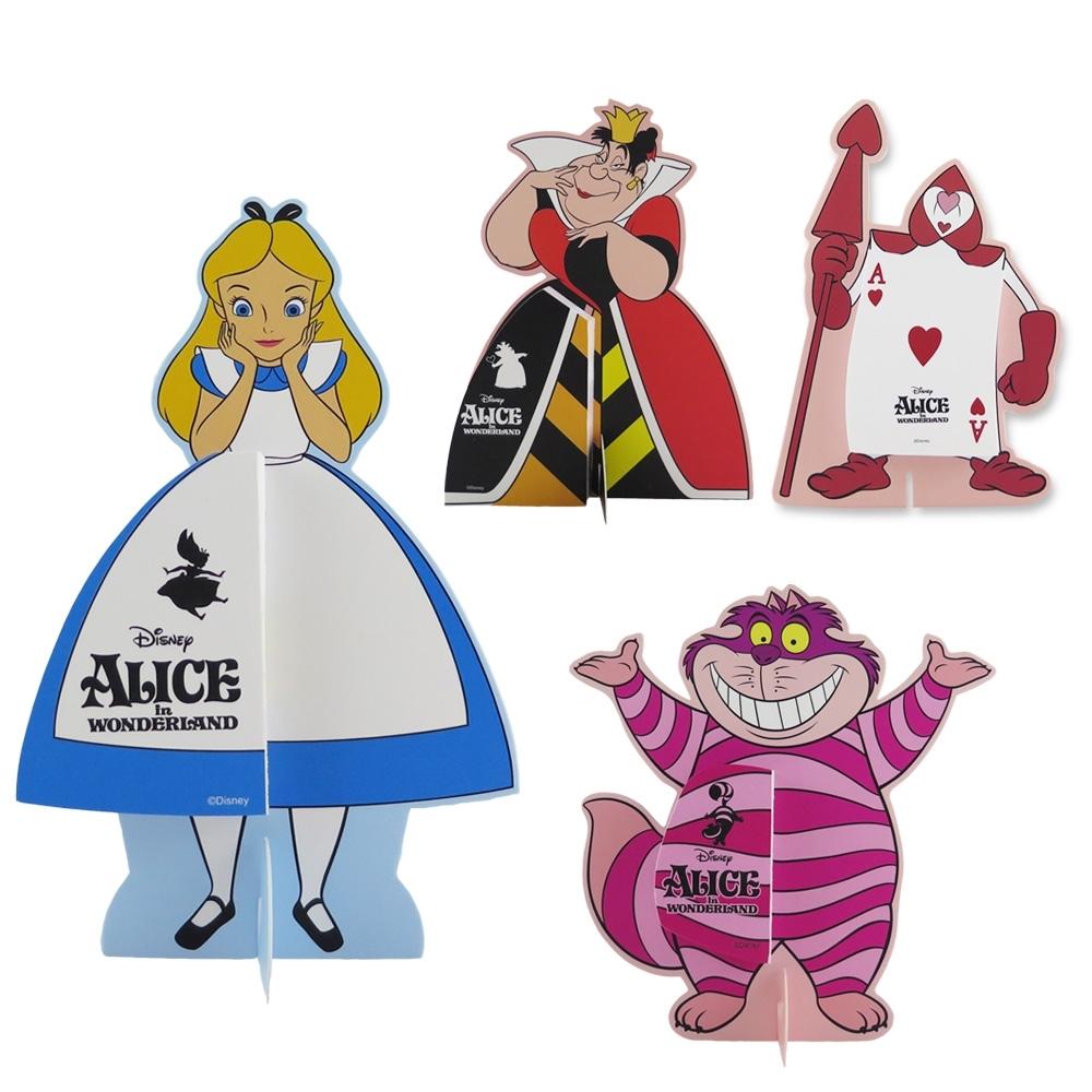 Disney迪士尼愛麗絲便條貼