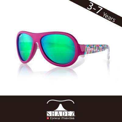 瑞士SHADEZ兒童太陽眼鏡SHZ-67(年齡3-7)--幻彩圈圈