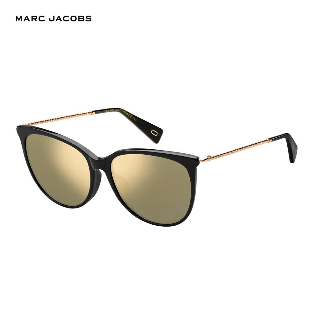 Marc Jacobs- MARC 257/F/S  都會貓眼太陽眼鏡 黑色