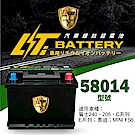 日本KOTSURU-8馬赫鋰鈦汽車啟動電瓶 58014 / 50Ah