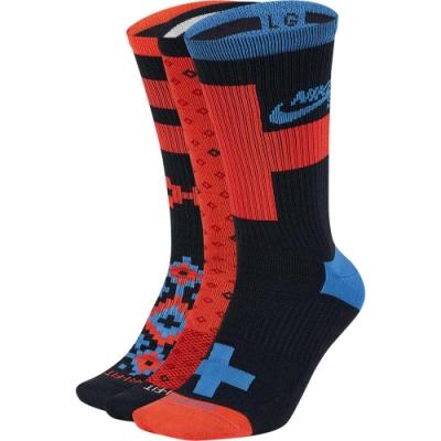 NIKE 襪子 滑板 訓練襪 運動襪 SK0214901 6雙組 U NK SB EVERYDAY MAX LTWT CREW