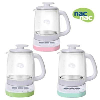 Nac Nac多功能調乳器(湖水綠/櫻花粉/蒂芬妮藍)