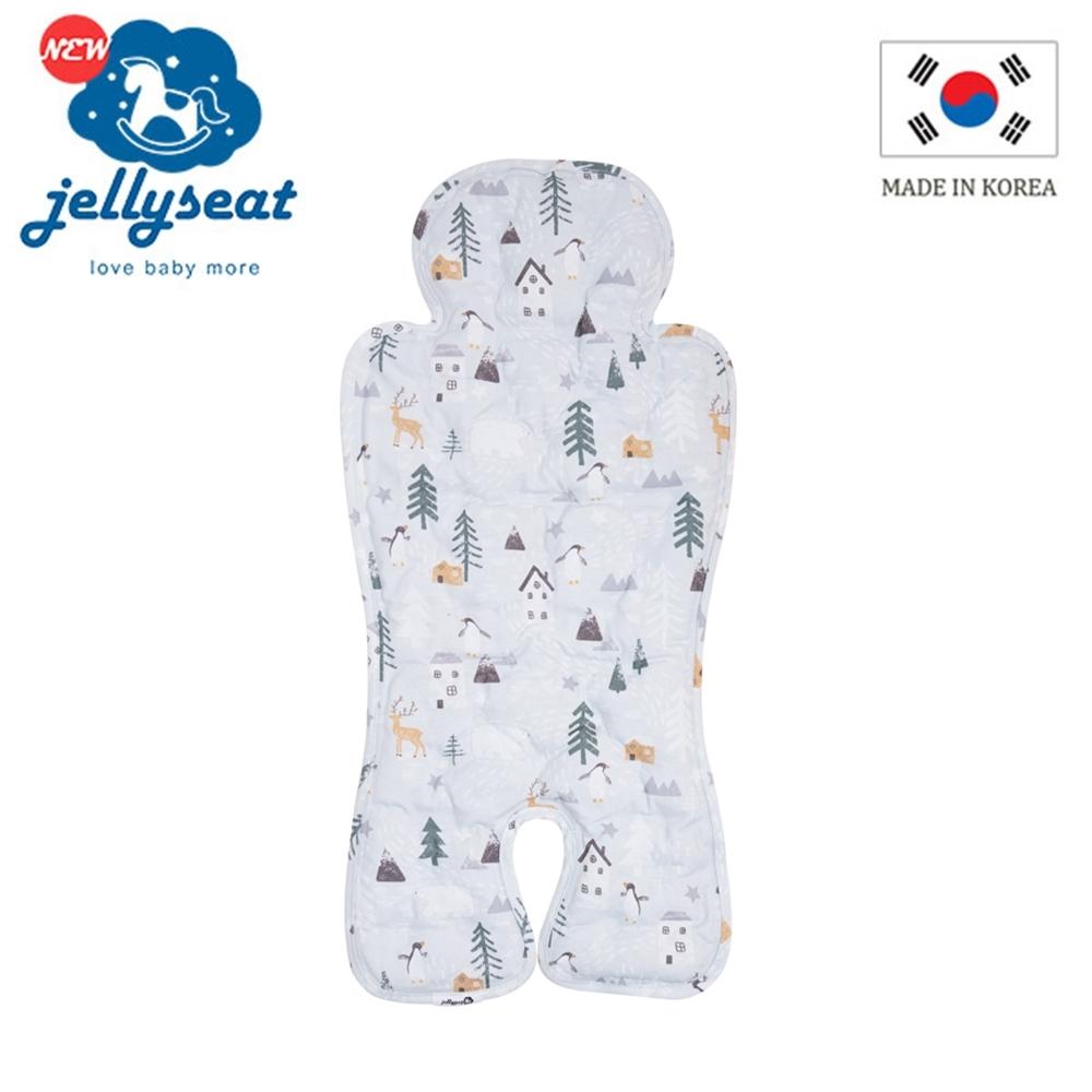 【韓國Jellyseat 】 2020獨家微顆粒酷涼珠有機棉酷涼墊 (共4款可選) product image 1