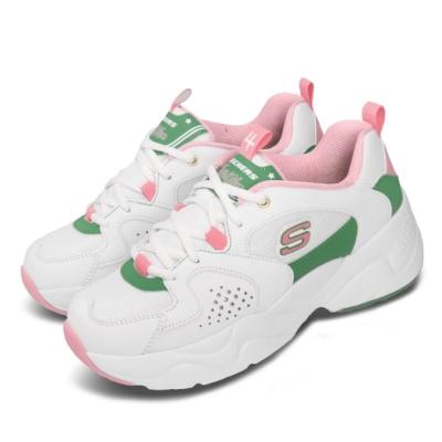 Skechers 休閒鞋 D Lites 美戰 老爹鞋 女鞋