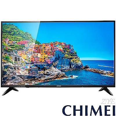 [無卡分期-12期]CHIMEI奇美 43吋 FHD液晶顯示器+視訊盒 TL-43A600