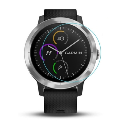 Qii GARMIN vivomove 3 玻璃貼(兩片裝)