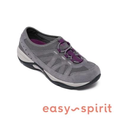 Easy Spirit-seEXPLORIE 運動百搭輕量休閒鞋-絨灰