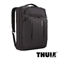 Thule Crossover 2 Laptop Bag 15.6 吋三用側背包 - 黑色