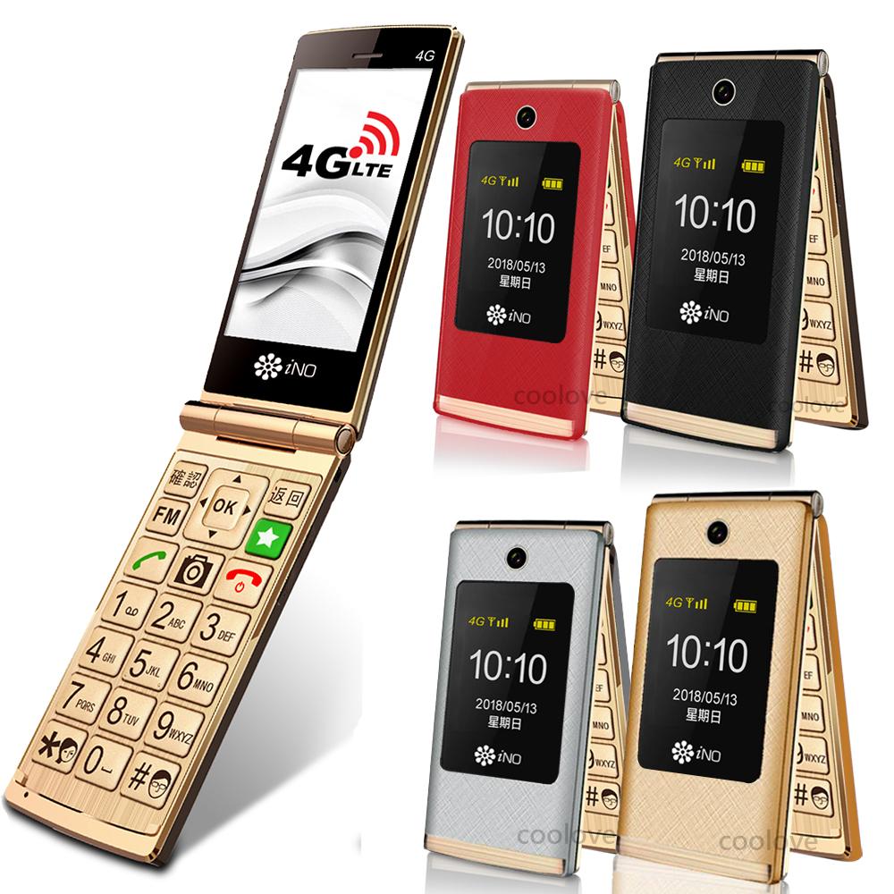 iNO CP300 雙螢幕銀髮族御用4G摺疊手機(公司貨) @ Y!購物
